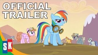 My Little Pony Friendship Is Magic Soarin' Over Equestria - Official Trailer