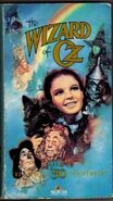 The Wizard of Oz 1989 VHS