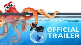 Finding Dory Official US Trailer 2