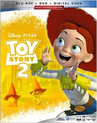 Toy Story 2 2019 Blu-ray