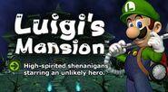 Luigismansion
