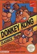 Donkeykongclassics PAL