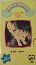 My Little Pony Vol. 7 1988 VHS