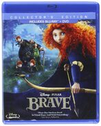Brave bluray
