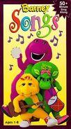 Barney Songs (VHS)