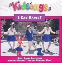 Kidsongs icandancealbum