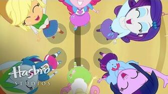 My Little Pony Equestria Girls Trailer