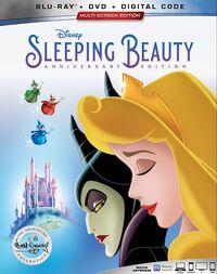 Sleeping Beauty 2019 Blu-ray