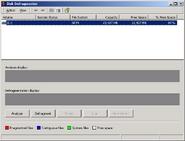 Windows2000 defragmenter