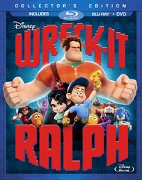 Wreckitralph bluray