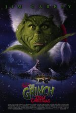 Grinch 2000poster
