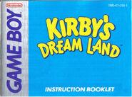 Kirbysdreamland manual