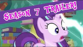 My Little Pony Season 7 Teaser Clip Episode 1! HD