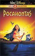 Pocahontas 2000vhs