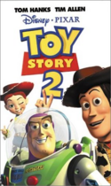 Toystory2 vhs