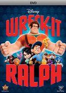 Wreckitralph dvd