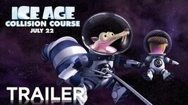 Ice Age Collision Course Teaser Trailer HD FOX Family