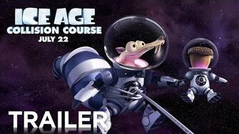 Ice Age Collision Course Teaser Trailer HD FOX Family
