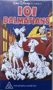 101DalmatiansAustraliaVHS1996
