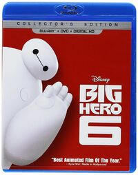 Bighero6 bluray