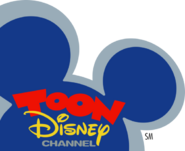 Toon Disney Channel 2004