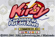 Kirbygbatitle french