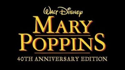 Mary Poppins - 40th Anniversary Edition Trailer