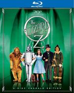 The Wizard of Oz 2009 Blu-ray