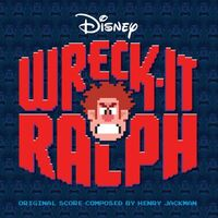 Wreckitralph soundtrack