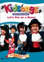 Kidsongs19 dvd