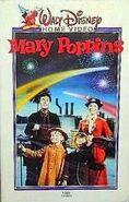 Mary Poppins 1985 VHS