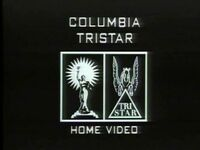 Columbia Tristar Home Video (1992-A)
