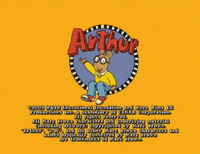Arthur 2003 End Title Card