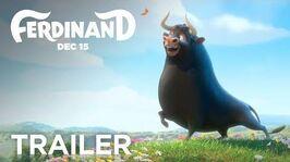 Ferdinand Trailer HD 20th Century FOX