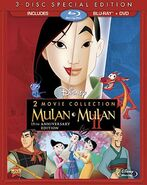 Mulan (15th Anniversary Edition)