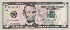 $5-H (2013)