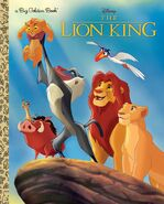 The Lion King (Big Golden Book)