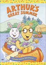 Arthur DVD 3