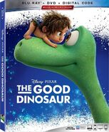 The Good Dinosaur 2019 Blu-ray