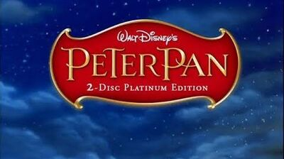 Peter Pan - Platinum Edition DVD Trailer 2