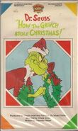 Grinch VHS Early1980s