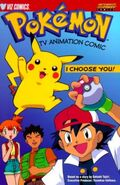 Pokemon TV Animation Comic: I Choose You!