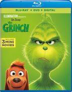 Grinch 2019bluray