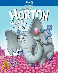 Horton Hears a Who! Blu-ray (2009)