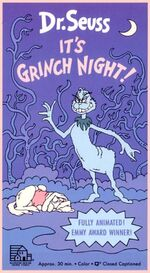 Grinchnight 1992vhs