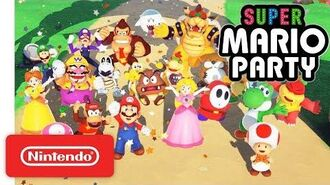 Super Mario Party - Shadows Trailer - Nintendo Switch