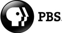PBS logo 3D