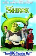 Shrek vhs