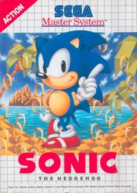 Sonic mastersystem