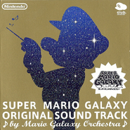 Super Mario Galaxy Original Soundtrack